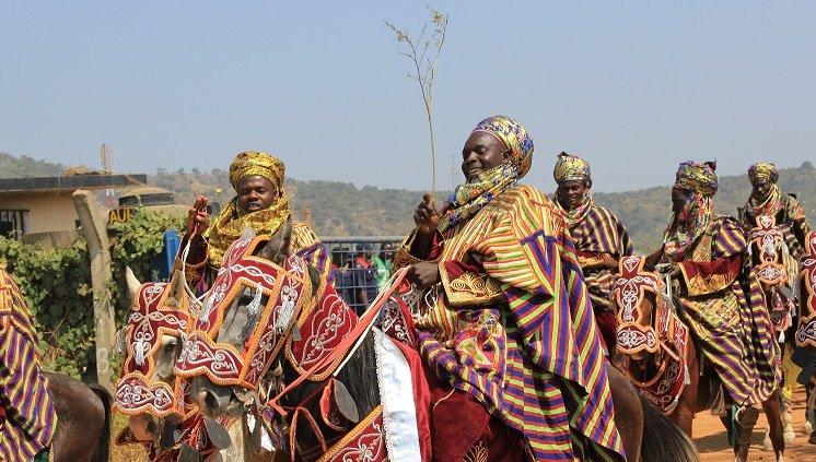 Durbar Festival - Nigéria