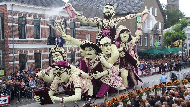 Festival de Flores - Holanda